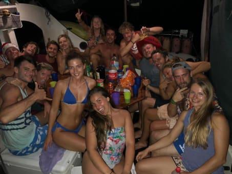 Catamaran por San Blas y Colombia 6 dias y 5 noches