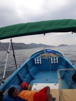 Pasadia a Isla Taboga