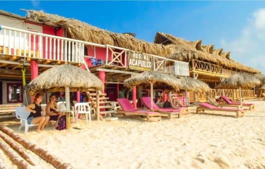 Playa tranquila y snorkeling en Barú