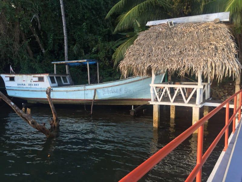 Un viaje a la isla de Coiba