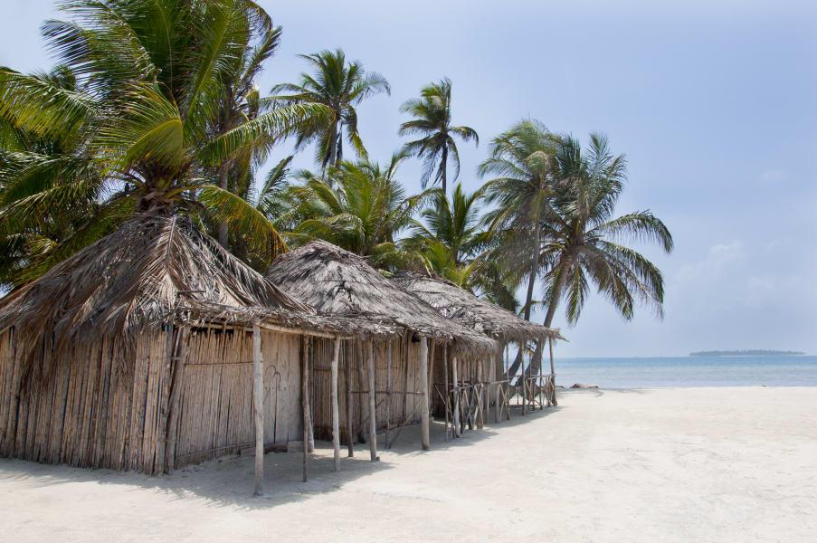 Transporte en auto a las Islas de San Blas