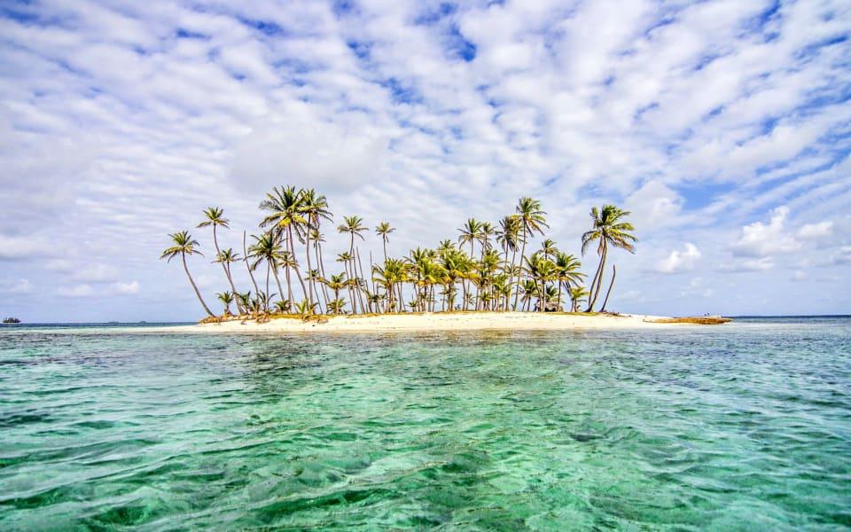 Estadía en Isla Niadub (Diablo) - San Blas