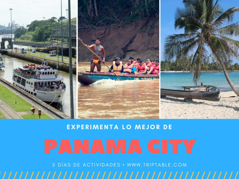Tour de 5 días a Ciudad de Panamá e Islas de San Blas