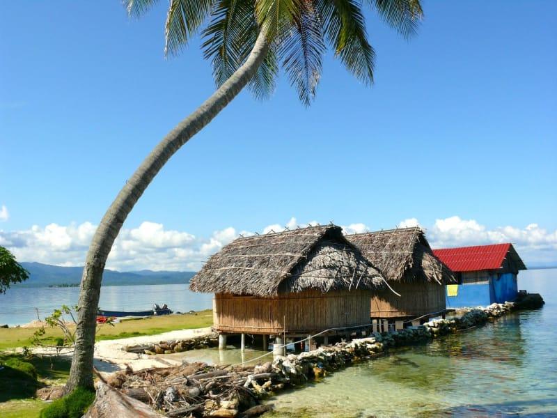 3 días / 2 noche en Isla Naranjo Chico San Blas (Cabaña con baño privado)