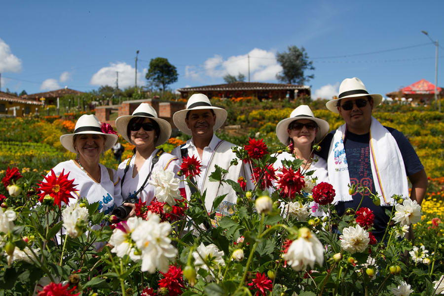 Tour Silleteros y de Flores (Feria de Las Flores)