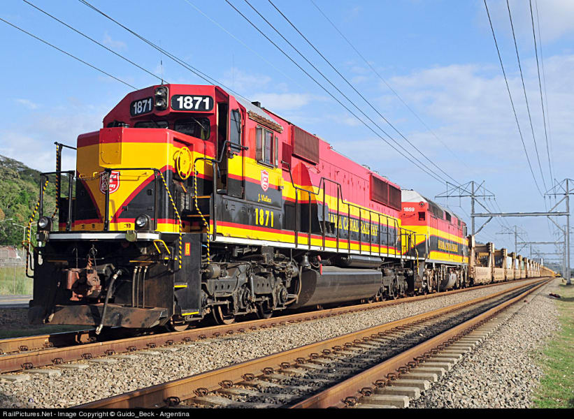 Tour a Colón en tren con almuerzo incluído