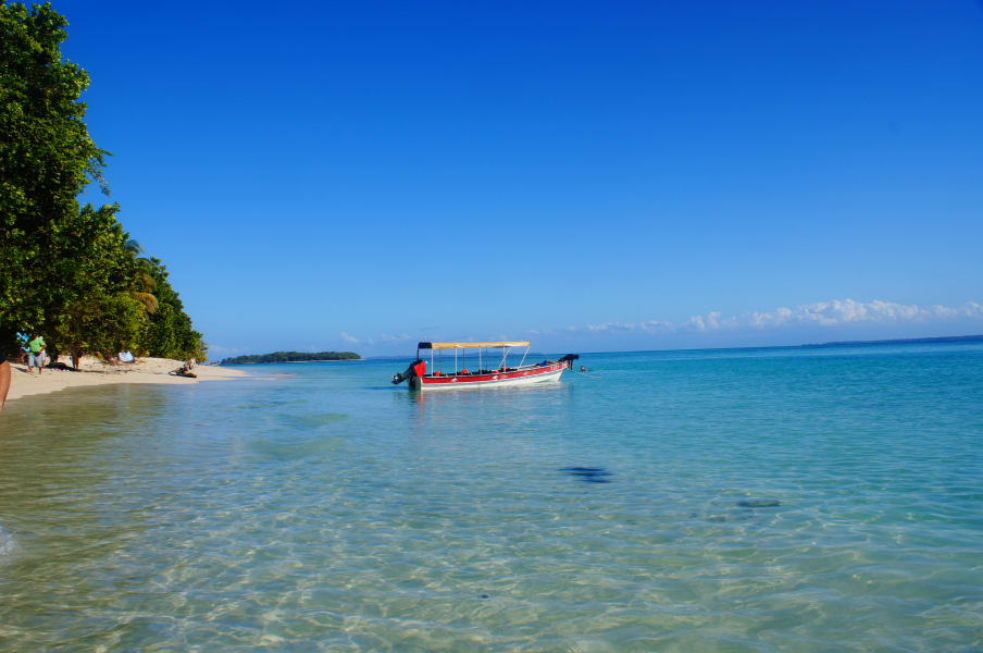 Full day a Cayo Zapatilla en Bocas del Toro