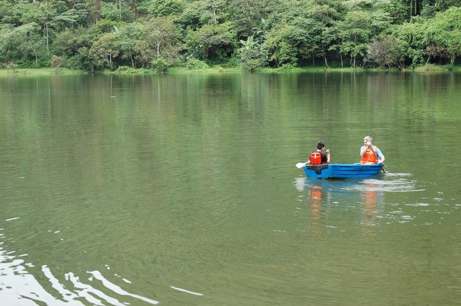 Tour a la Laguna de San Carlos