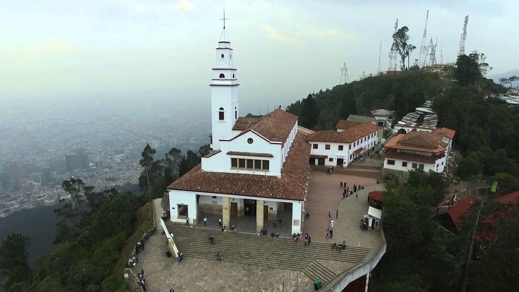 City Tour Privado de Medio Día en Bogotá con visita a Monserrate