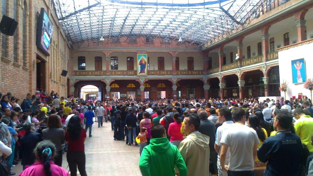 Santuario del Divino Niño Tour Bogotá