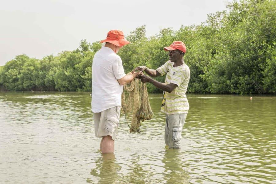 Pesca Artesanal en Cartagena con un Pescador Local