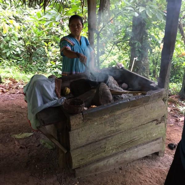 Oreba Chocolate tour en Bocas del Toro