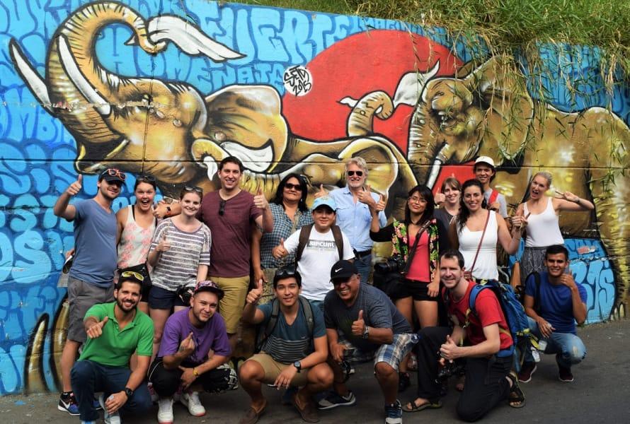 Tour Privado en Medellín con visita a la Comuna 13
