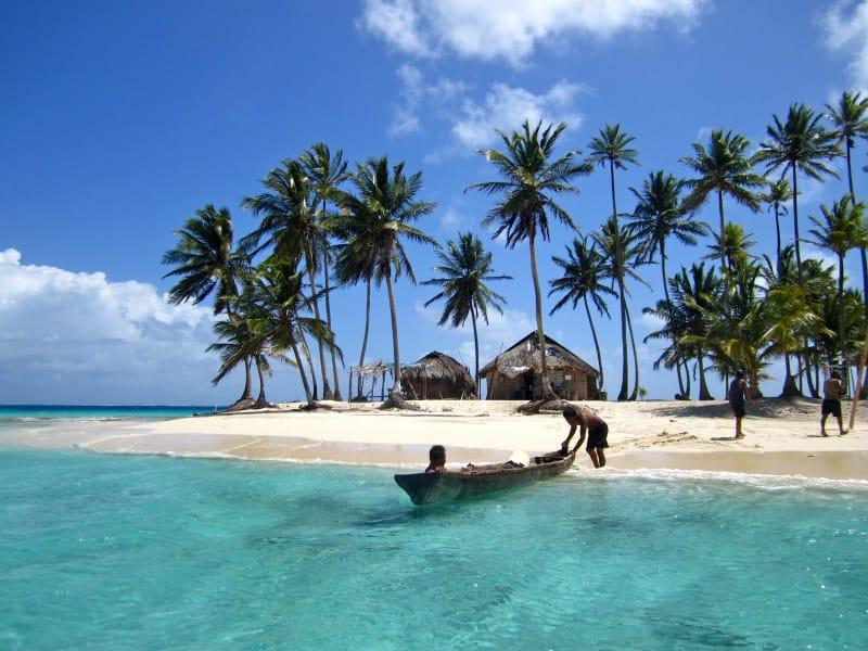 Dos días y una noche en Isla Guanidub Cabañas