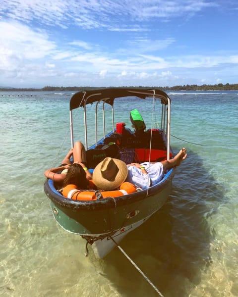 Descubre Boca del Drago - Playa Estrella - Isla Pájaros