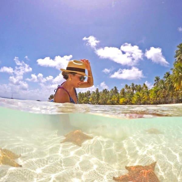 Fullday a las islas de San Blas con Snorkel