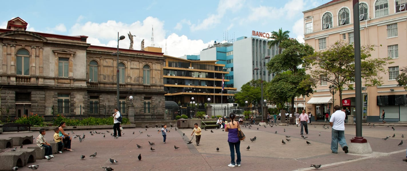 City tour en San José con almuerzo incluido