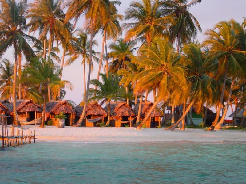 Tres días y dos noches en Isla Guanidub Cabañas