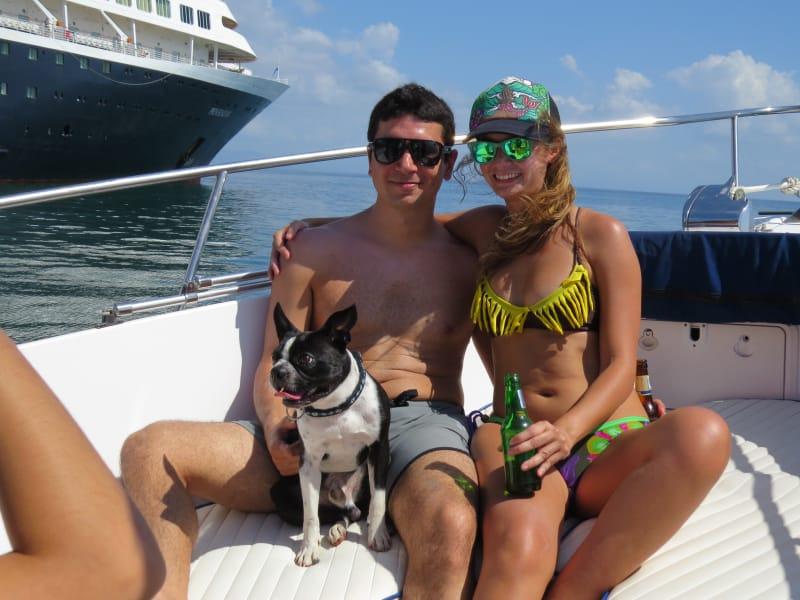 Tour privado en bote por la Bahía de Panamá o isla de Taboga saliendo de Ciudad de Panamá
