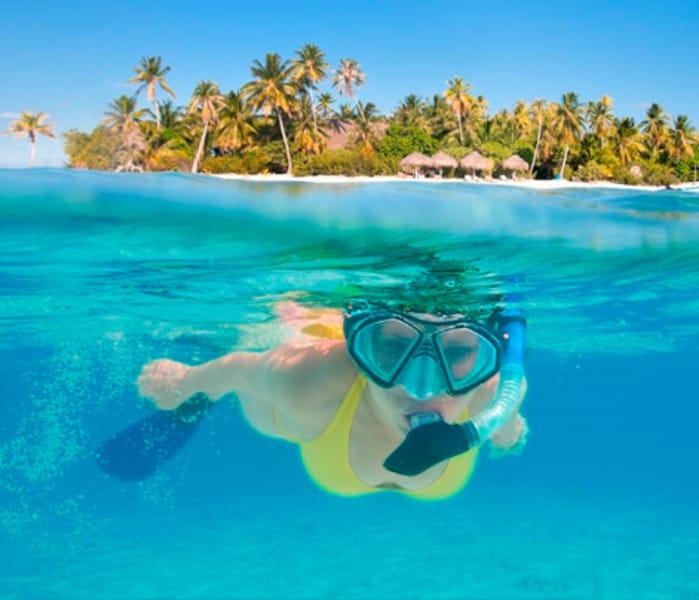 Full day a las islas de San Blas con Snorkel