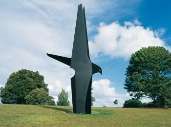 Auckland Domain Sculpture Walk