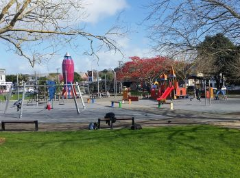 Rocket Park Playground