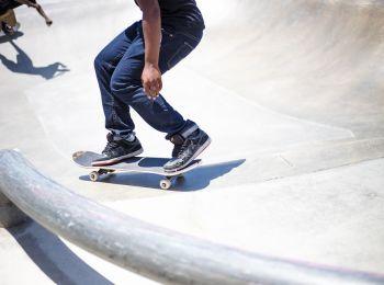 Victoria Park Skate Plaza