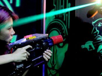 Megazone Laser Tag