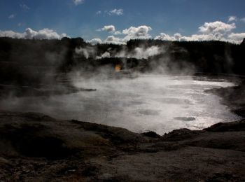 Hell's Gate Geothermal Park and Mud Bath Spa