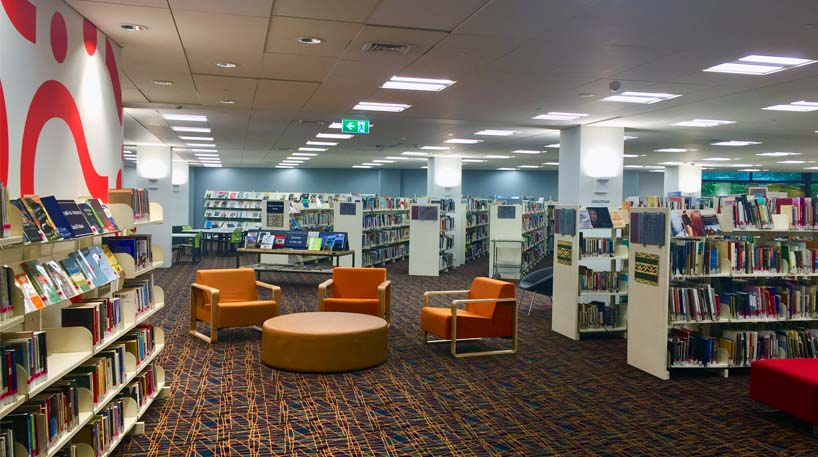 Auckland Central Library