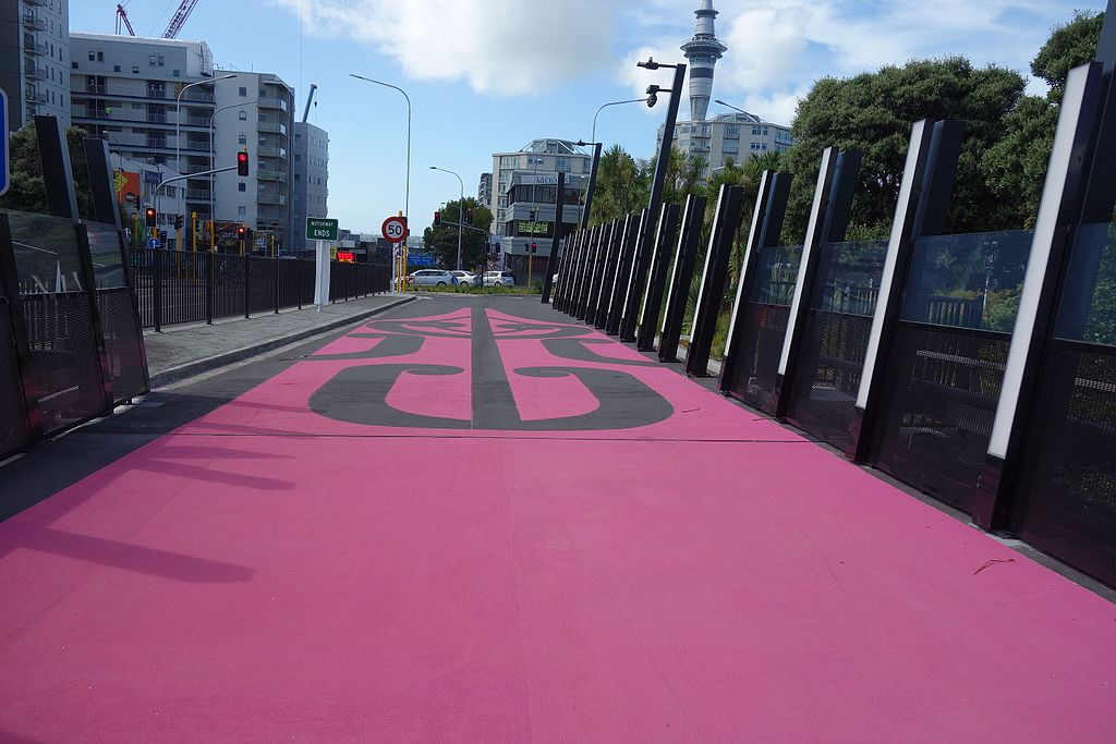 The Lightpath Cycleway