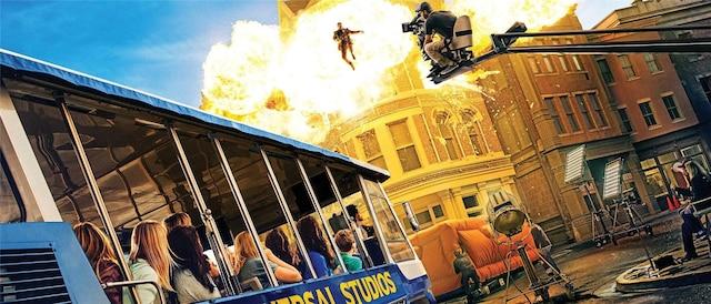 Universal Studio Tour