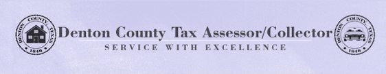 Denton County Tax Assessor Collector