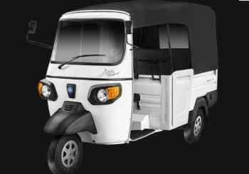 Piaggio Ape Auto Plus Diesel