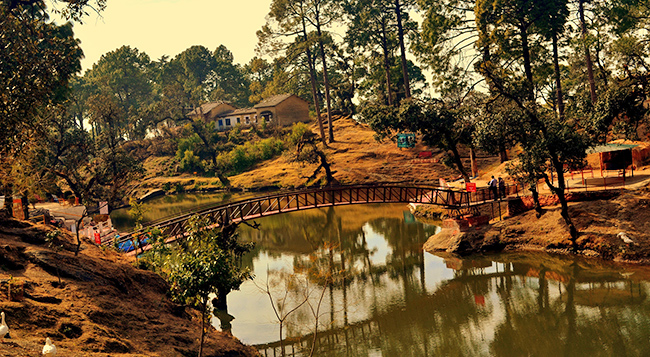 Lansdowne - Top Hill Stations in India
