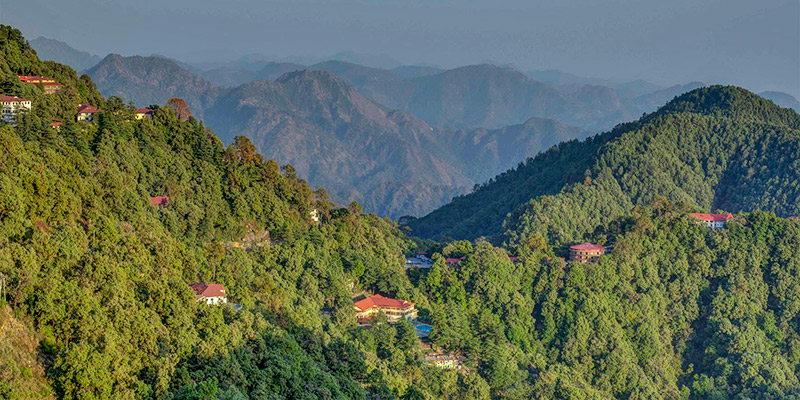 Mussoorie - top hill stations in India