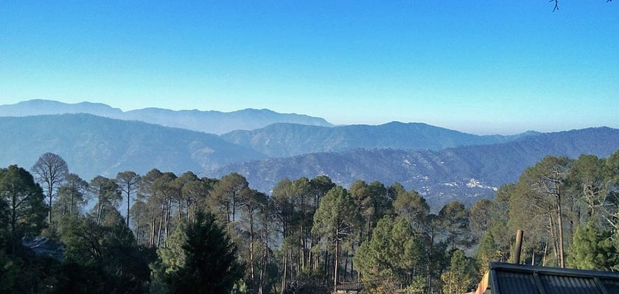 Ranikhet - Top Hill Stations of India