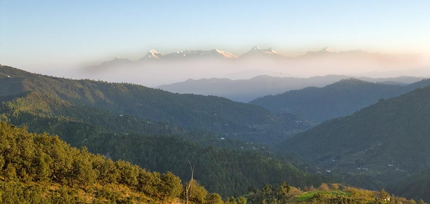Mukteshwar - Himalayas - Top Hill Stations in India