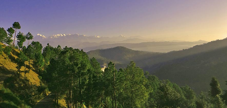 Kausani - Top Hill-Stations in India