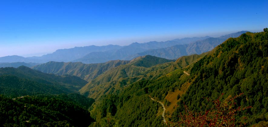 Chakrata - Top Hill Stations in India