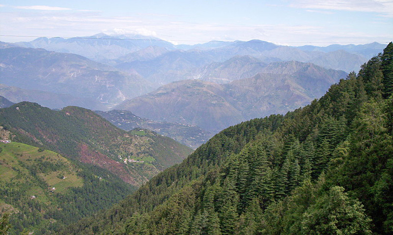 Dalhousie - Top Hill Station in India
