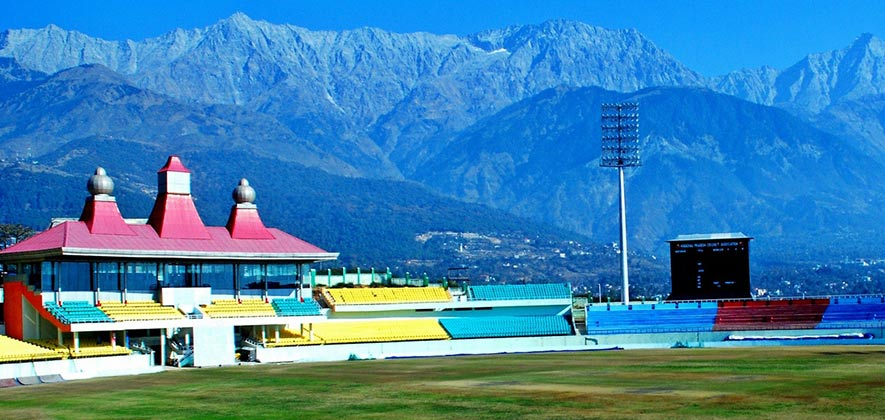 Dharamshala - Top Hill-Stations in India