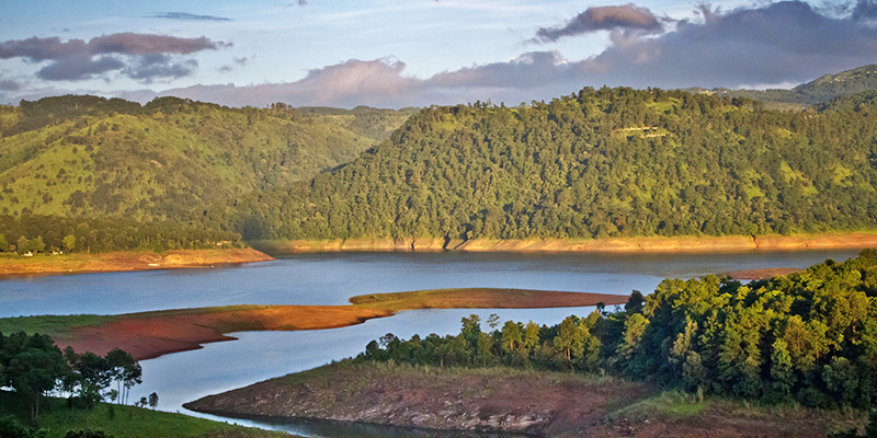 Shillong - Top Hill Stations in India