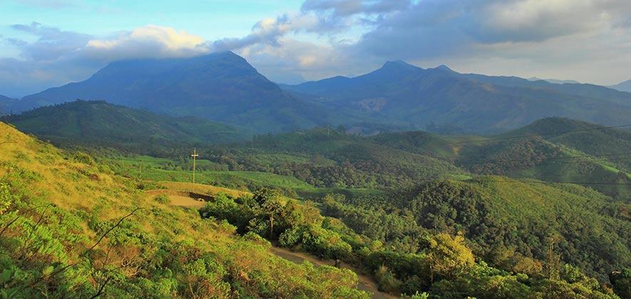 Eravikulam National Park - Top National Parks in india