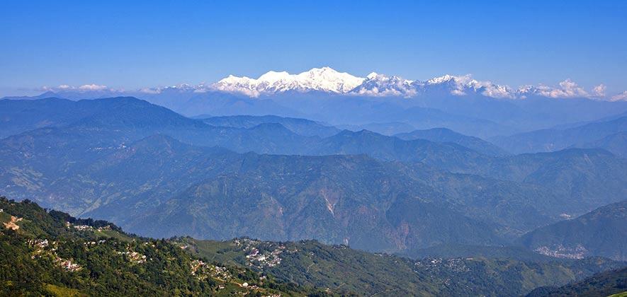 Kanchendzonga National Park - National Parks of India