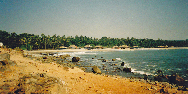 Top Beaches in North Goa - Arambol Beach