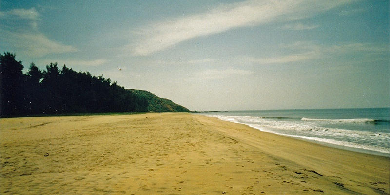 Top Beaches in North Goa - Querim Beach