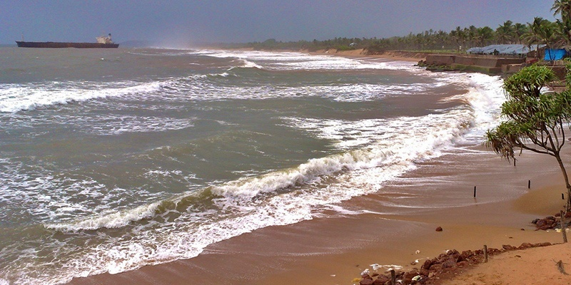 Top Beaches in North Goa - Sinquerim Beach