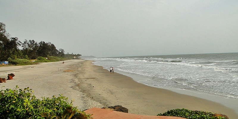 Top Beaches in North Goa - Ashwem Beach