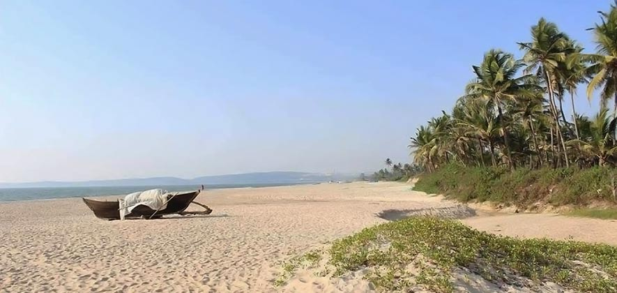 Cansaulim Beach - Beat beaches in North Goa